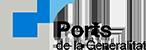 Logo Ports de la Generalitat
