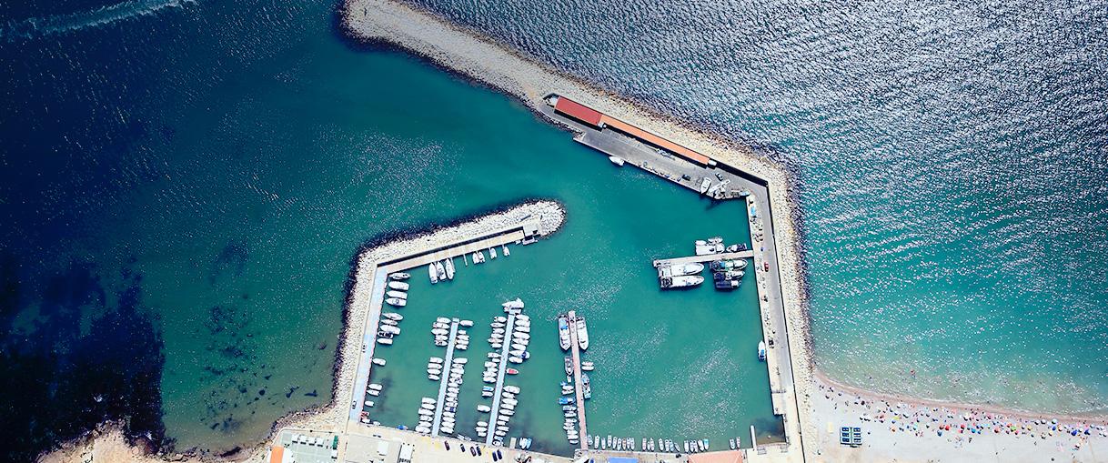 Port de Les Cases d'Alcanar