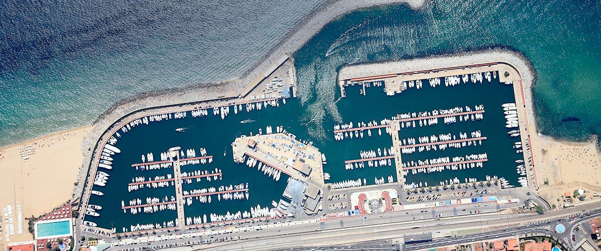 Darsena Pesquera de El Masnou, Port de El Masnou