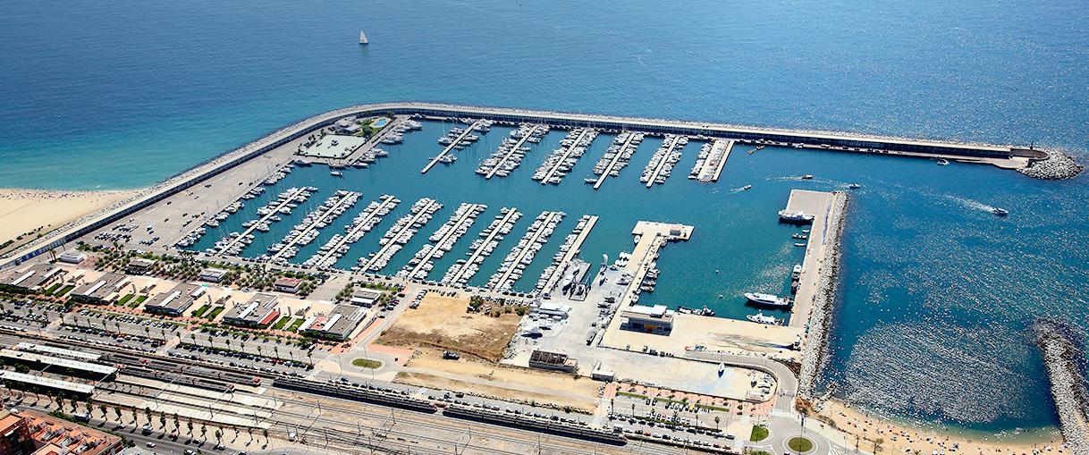 Darsena pesquera de Mataró, Port de Mataró
