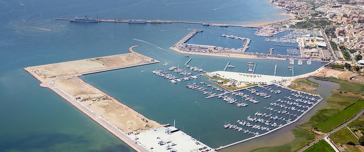 Port de Sant Carles de la Ràpita