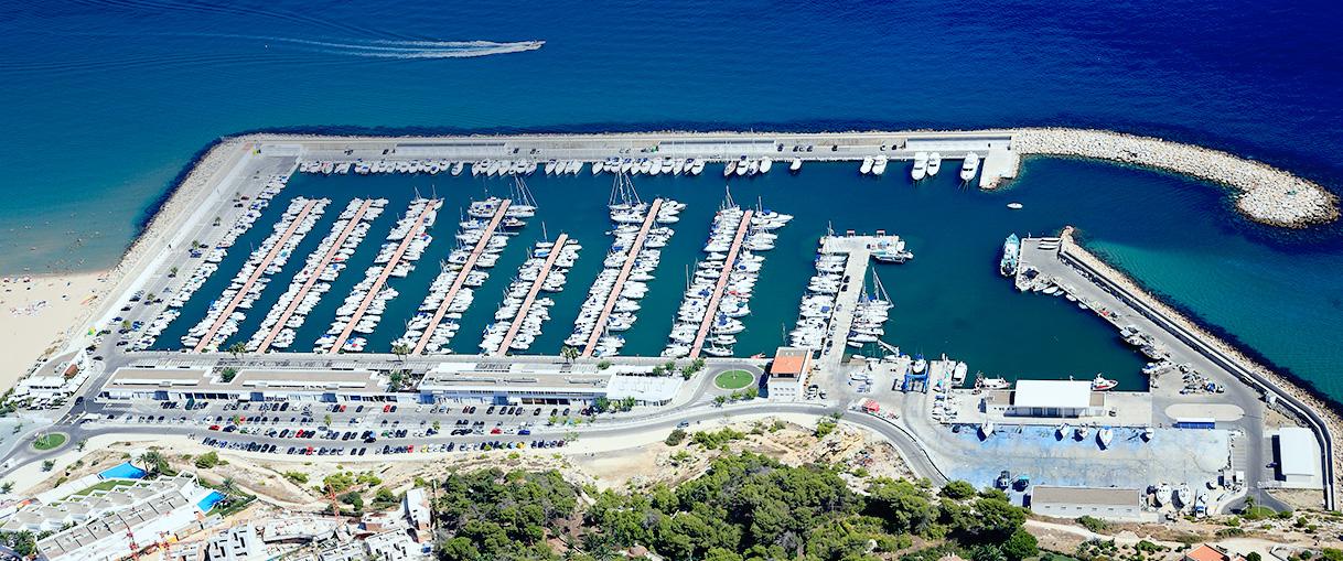 Dàrsena pesquera de Torredembarra, Port de Torredembarra