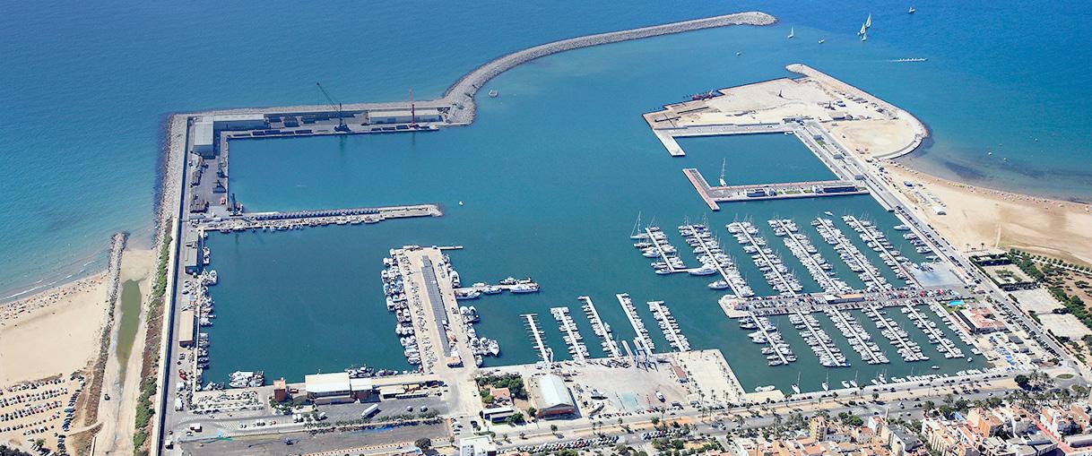 Port de Vilanova i la Geltrú